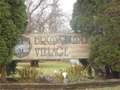 7 Brookwood Drive UNIT G, Rocky Hill, CT 06067 - MLS#: 170146092