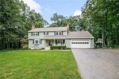 52 Hitchcock Lane, Avon, CT 06001 - MLS#: 170146179