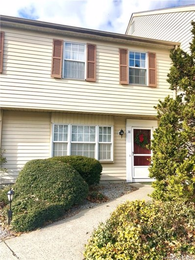 38 Brantwood Drive UNIT 38, Madison, CT 06443 - MLS#: 170149204