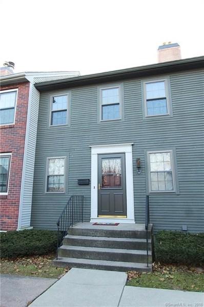 21 Spring Street UNIT 21, Wethersfield, CT 06109 - MLS#: 170149561