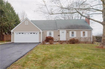 125 Valley View Drive, Wethersfield, CT 06109 - MLS#: 170150321
