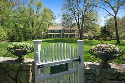 38 W Hills Road, New Canaan, CT 06840 - MLS#: 170152392