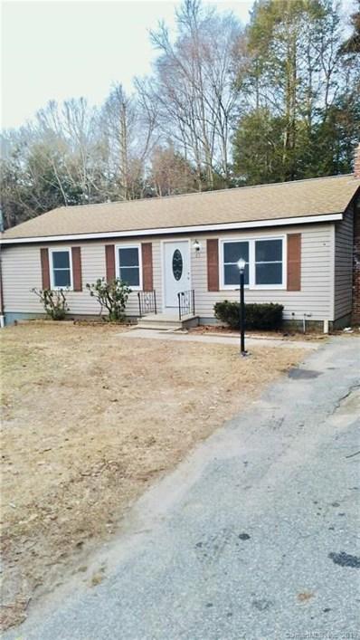 83 Oak Drive, Woodstock, CT 06282 - MLS#: 170153065