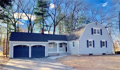 115 Goodrich Road, Glastonbury, CT 06033 - MLS#: 170154566
