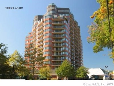 25 Forest Street UNIT 14D, Stamford, CT 06901 - MLS#: 170156111