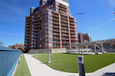 25 Forest Street UNIT 12M, Stamford, CT 06901 - MLS#: 170157391