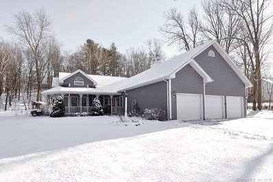 43 Paula Joy Lane, Tolland, CT 06084 - MLS#: 170157881