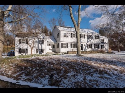 117 Turtle Back Road, New Canaan, CT 06840 - MLS#: 170158387