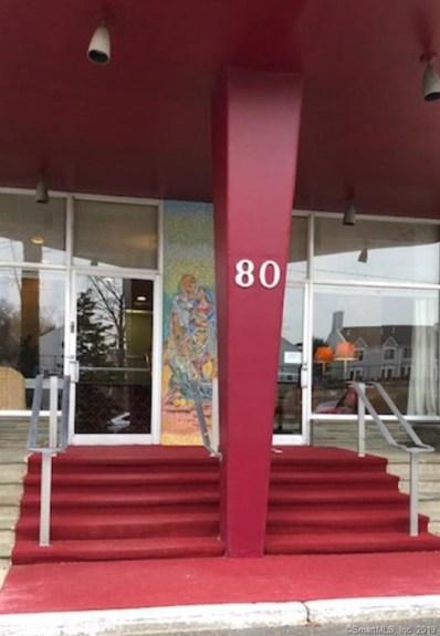 80 Cartright Street UNIT 6E, Bridgeport, CT 06604 - MLS#: 170163120