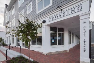 16 Cross Street UNIT 301, New Canaan, CT 06840 - #: 170165356
