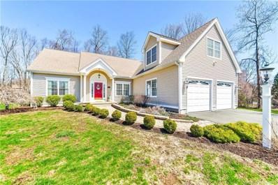 21 Hyde Farm Terrace, East Hampton, CT 06424 - MLS#: 170166333