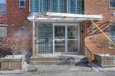 184 Pequot Avenue UNIT 102, New London, CT 06320 - MLS#: 170166898