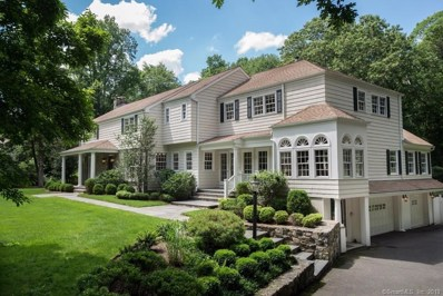 181 W Hills Road, New Canaan, CT 06840 - MLS#: 170167148
