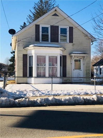33 Railroad Avenue, Plainfield, CT 06354 - MLS#: 170172033