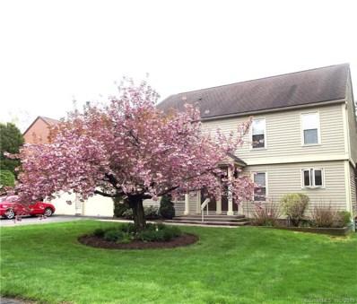89 Colonial Hill Drive UNIT 89, Wallingford, CT 06492 - MLS#: 170180811