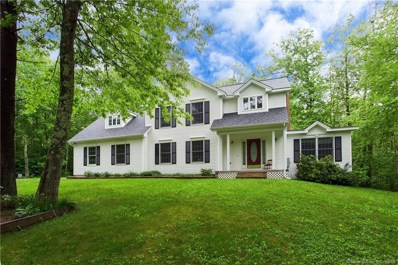 3 Windy Woods Lane, Granby, CT 06035 - MLS#: 170181771