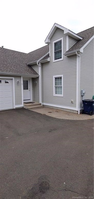 400 Burr Street UNIT 7, New Haven, CT 06512 - #: 170212287