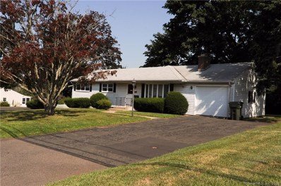 49 Fox Hill Road, Wethersfield, CT 06109 - MLS#: 170220785