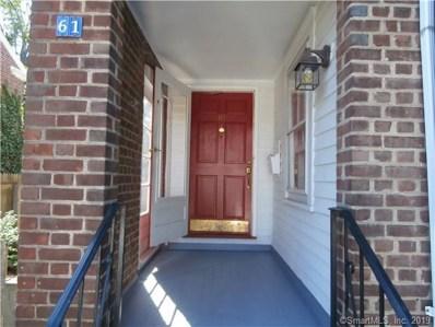 61 Longview Avenue, Fairfield, CT 06824 - MLS#: 170236622