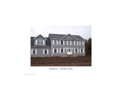 160 Battle Street, Somers, CT 06071 - MLS#: G660105