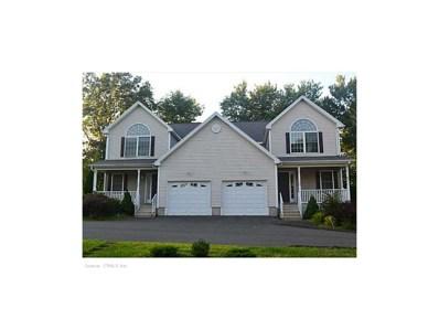 232 Wesley Street UNIT 2, Waterbury, CT 06708 - MLS#: W10201447
