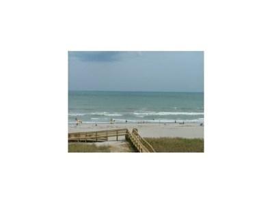 3800 Ocean Beach Boulevard UNIT 301, Cocoa Beach, FL 32931 - MLS#: 570000