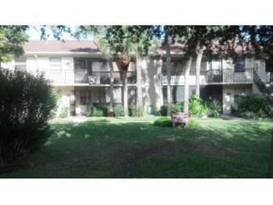 500 Catalina Road UNIT 403, Cocoa Beach, FL 32931 - MLS#: 648108