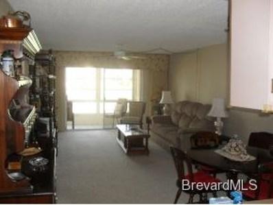 2135 N Courtenay Parkway UNIT 109, Merritt Island, FL 32953 - MLS#: 651727