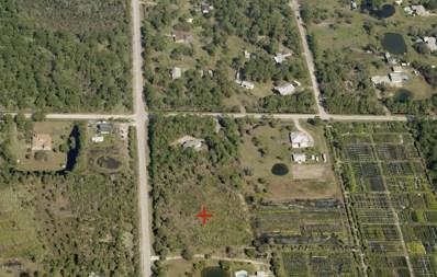 W Weber Road, Malabar, FL 32950 - MLS#: 734796