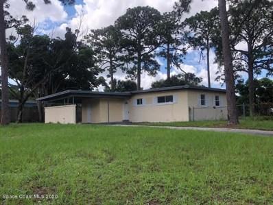 1053 Hickory Lane, Cocoa, FL 32922 - MLS#: 740021