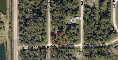 Ganaway\/Scanlon, Palm Bay, FL 32908 - MLS#: 752796