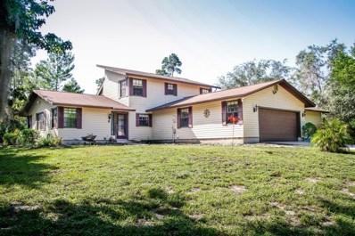 410 S Carpenter Road, Titusville, FL 32796 - MLS#: 758638