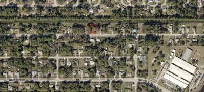 1045 Salina Street, Palm Bay, FL 32909 - MLS#: 760652