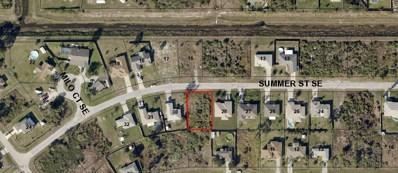 1436 Summer Street, Palm Bay, FL 32909 - #: 766734