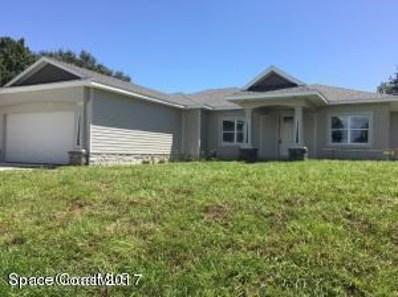 1011 Johnston Road, Palm Bay, FL 32909 - MLS#: 773348