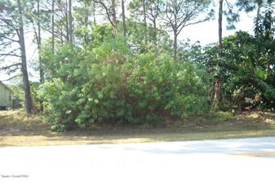 1176 Lamplighter Drive, Palm Bay, FL 32907 - MLS#: 774642