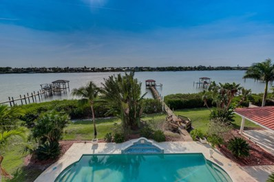 143 Lansing Island Drive, Indian Harbour Beach, FL 32937 - MLS#: 777646