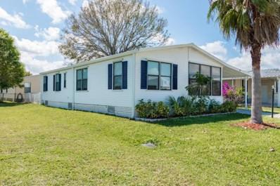 368 Dolphin Circle, Barefoot Bay, FL 32976 - MLS#: 777681