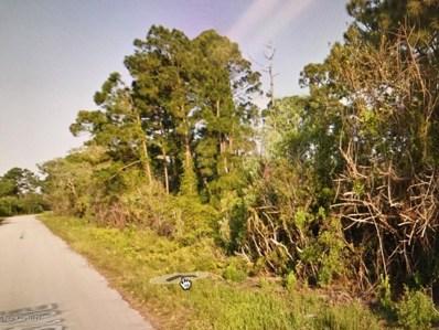 1641 Troost Street, Palm Bay, FL 32909 - MLS#: 778890