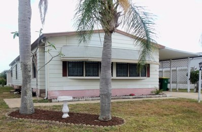 318 Kiwi Drive, Barefoot Bay, FL 32976 - MLS#: 780154