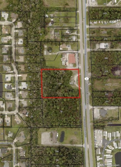 4785 N Courtenay Parkway, Merritt Island, FL 32953 - MLS#: 782358