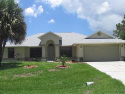 868 Seven Gables Circle, Palm Bay, FL 32909 - MLS#: 786950