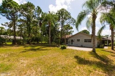 615 Chase Hammock Road, Merritt Island, FL 32953 - MLS#: 789288