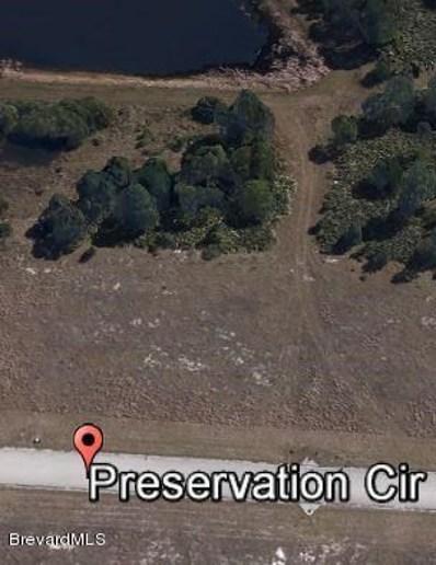 4264 Preservation Circle, Melbourne, FL 32934 - MLS#: 790807