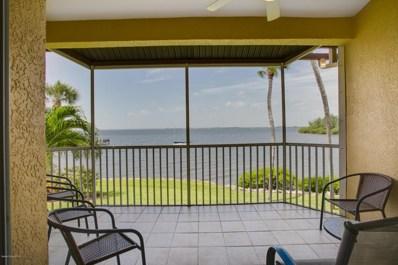 151 Caledonia Drive UNIT 207, Melbourne Beach, FL 32951 - MLS#: 791505