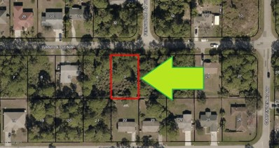 1102 Ivanhoe Street, Palm Bay, FL 32907 - MLS#: 792337