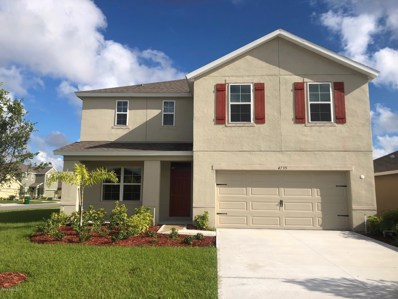 4735 Pagosa Springs Circle, Melbourne, FL 32901 - MLS#: 792973