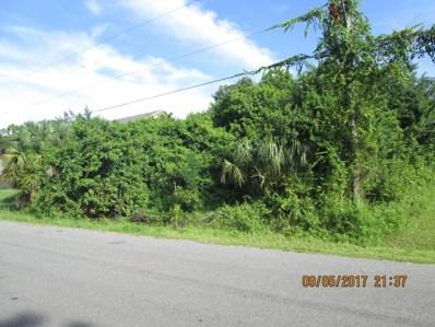 1339 Hazel Street, Palm Bay, FL 32907 - MLS#: 793565