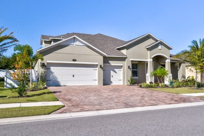 4460 Hebron Drive, Merritt Island, FL 32953 - MLS#: 793626