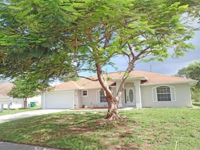 181 Pinta Circle, Merritt Island, FL 32953 - MLS#: 794257